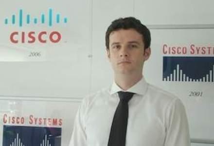PROFIL IT - Dorin Pena, Cisco: In prezent doar 1% din lucruri sunt conectate la Internet. Imaginati-va cum va arata lumea cand toate vor fi