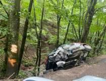 Accident grav la Raliul...