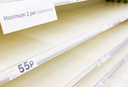 Teama de o nouă carantină a creat haos în supermarketurile britanice