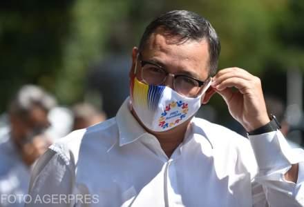 Alegeri locale 2020: Victor Ponta a votat