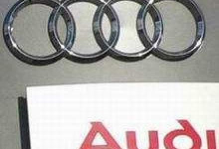 Audi va investi 25 mil. euro pentru extinderea retelei de dealeri din Romania