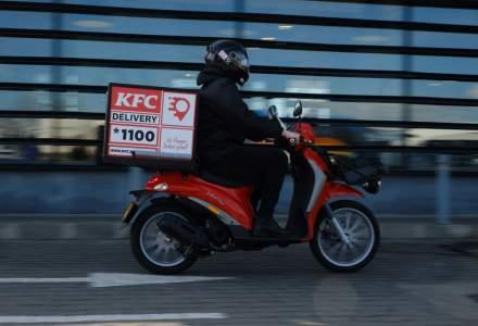 KFC lansează platforma proprie de comenzi online