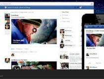 Facebook cere operatorilor de...