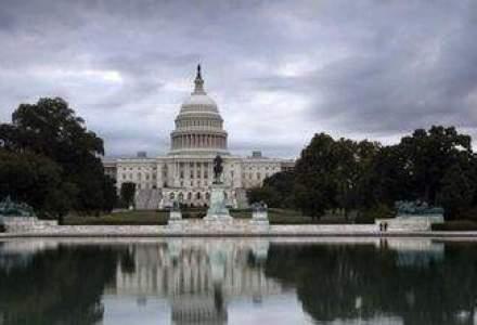 Congresul SUA a autorizat Guvernul sa se imprumute fara limita, timp de un an