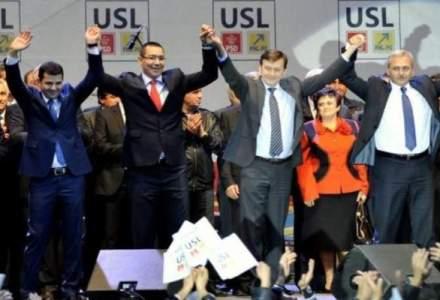 """Posibila destramare USL: PSD spera sa nu, """"dar daca vor, sa o faca, Doamne iarta-ma, mai repede!"""""""