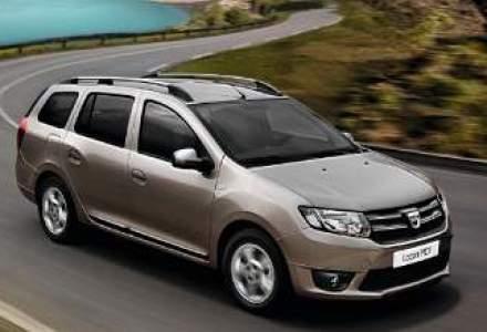 Vanzarile Dacia in Germania au crescut cu 25% in ianuarie