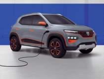 Dacia Spring va fi prezentată...