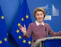 Preşedinta Comisiei Europene...