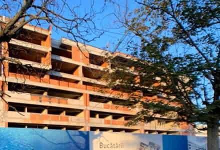 Frații Lepădatu, în parteneriat cu SIF Moldova, au vândut 25% din a doua faza Atria Urban Resort