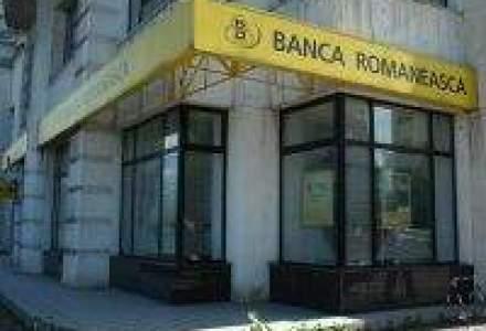 Banca Romaneasca scade dobanzile la creditele ipotecare si imobiliare in valuta