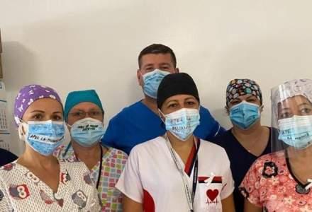 Cadre medicale din întreaga țară fac greva japoneză