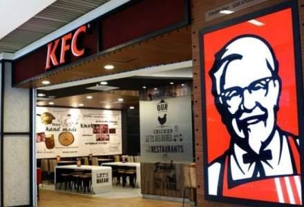 KFC lansează un nou sistem de comandă a meniurilor