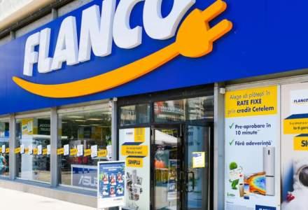 Flanco lansează în toată țara serviciul de livrare și ridicare din magazine