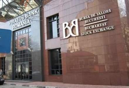 Bursa a inchis in crestere. Rulajul a fost salvat de tranzactiile cu actiuni BRD