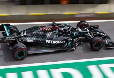 Primul caz de coronavirus în echipa de Formula 1 Mercedes