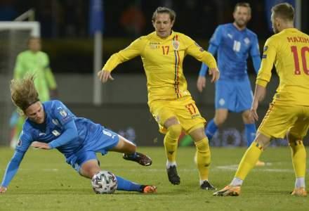 Islanda - România 2-1: România pierde calificarea la EURO 2020