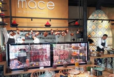 Review restaurant George Butunoiu: MACE by Joseph Hadad