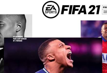 FIFA 21, cel mai popular joc de sport, se lansează astăzi
