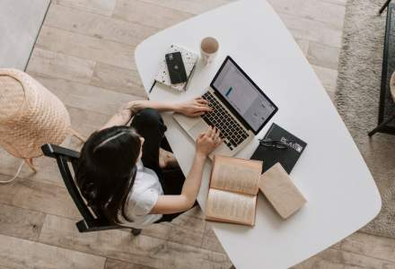 Patru moduri în care poți fi mai productiv atunci când lucrezi de acasă
