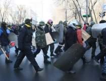 Sediul Guvernului ucrainean a...