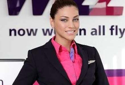 Wizz Air angajeaza insotitori de zbor pentru baza din Craiova