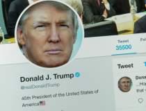 Donald Trump susţine că s-a...