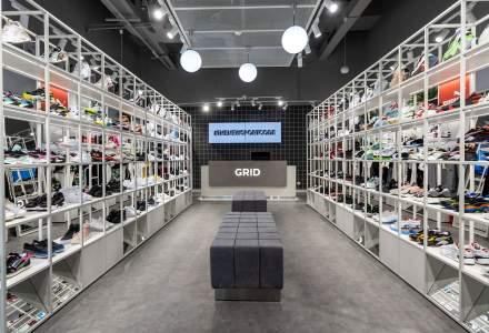 Un brand de articole sportive deschide un nou magazin