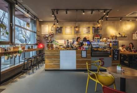 5 to go deschide o nouă cafenea în București