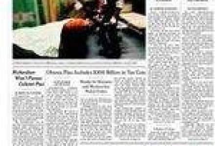 New York Times si Washington Post au anuntat noi disponibilizari