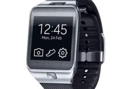 Samsung a lansat smartwatch-ul Gear 2 si pregateste noul Galaxy S5