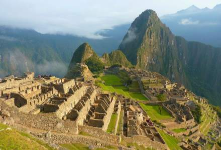 Machu Picchu și-a deschis porțile pentru un singur turist