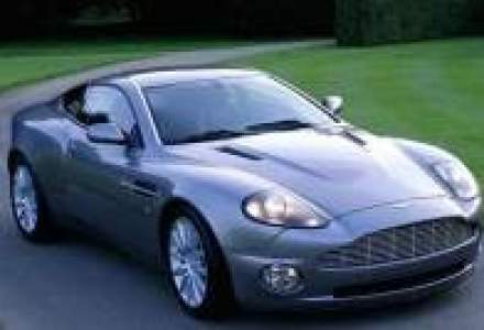 Un showroom Aston Martin va fi disponibil in toamna in Romania