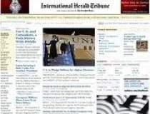 International Herald Tribune...
