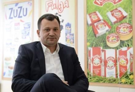 Raul Ciurtin tine Albalact pe fierbere: cum arata cel mai indraznet pariu de pe piata lactatelor