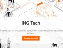 ING Tech România ajunge la...