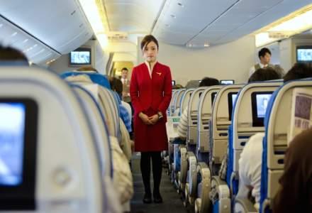 Impactul COVID-19 asupra transportului aerian de pasageri