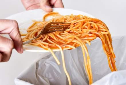 STUDIU: 1 din 4 români se declară preocupat de reducerea risipei alimentare