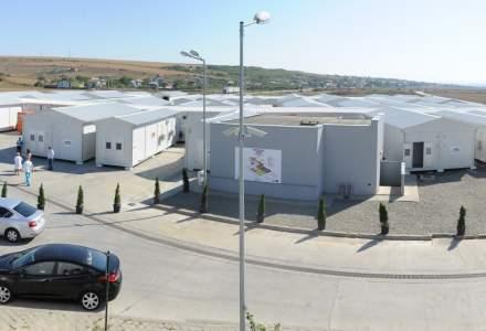 Spitalul modular de la Lețcani începe să primească pacienți cu COVID