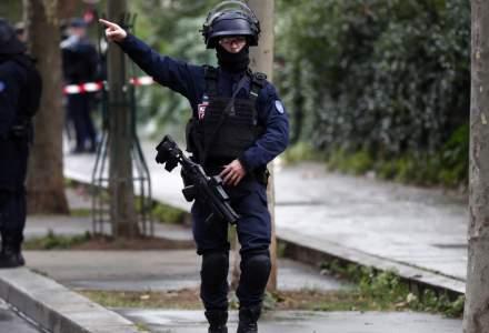 Atac terorist la Paris: un bărbat decapitat pentru caricaturi cu Mahomed