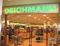Al doilea magazin Deichmann...