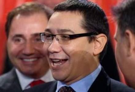 Ponta: Reducerea CAS si scutirea impozitului pe profit reinvestit raman pe agenda noului Guvern