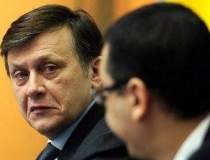 Antonescu il ataca pe Ponta:...