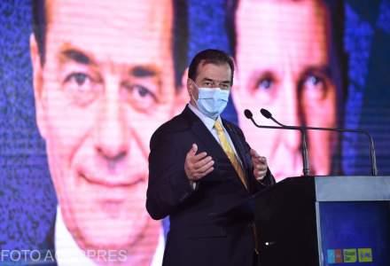 Ludovic Orban: După ședința CMSUB, masca va fi obligatorie peste tot