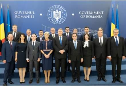 VIDEO   Aproape toți miniștrii Cabinetului Orban candidează la alegerile parlamentare
