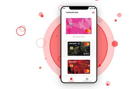 Libra Internet Bank lansează plata cu telefonul mobil doar pentru utilizatorii Android ce dețin carduri Mastercard