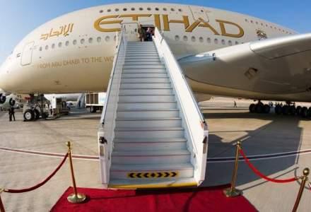 MOMENT ISTORIC: Primul zbor de pasageri din Emiratea aterizat în Israel