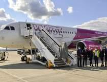 Wizz Air a operat cel mai nou...