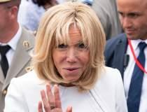 Brigitte Macron se...