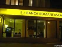 Banca Romaneasca primeste...
