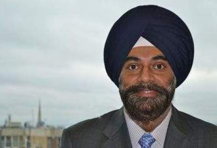Vodafone Romania il numeste pe indianul Ravinder Takkar la conducere. Pana in mai, CEO interimar este Giovanni Chiarelli